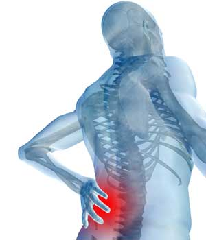 Remedial massage and back pain